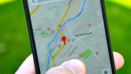 Ecco come lo smartphone ti traccia anche se il GPS è spento