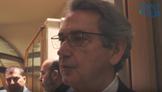 #PersoneInRete – il libro di Antonello Soro (Garante Privacy), il giudizio di Franco Bernabè