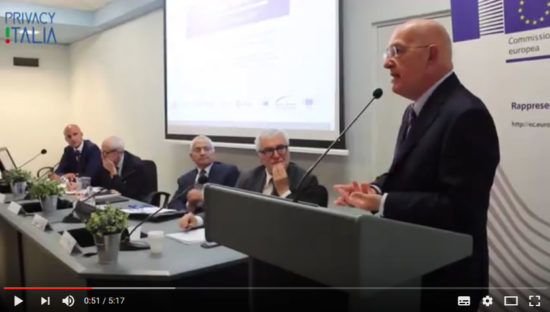Videoreportage #SaveTheData – countdown regolamento europeo privacy