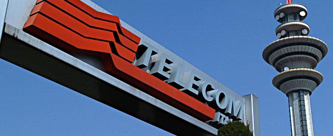 Telecom Italia, migliaia di telefoni intestati ad utenti ignari