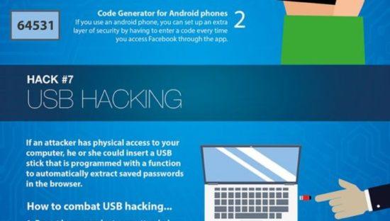 10 modi per farsi hackerare l'account Facebook