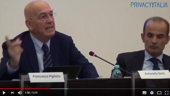 Videoreportage Convegno Cagliari – 10 novembre 2017 Regolamento Ue #SaveTheData