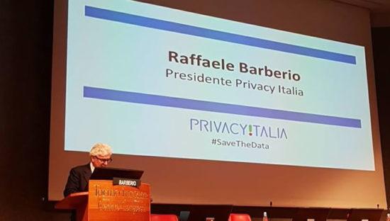 GDPR #SaveTheData. Il Videoreportage del Convegno di Torino, 27 febbraio 2018