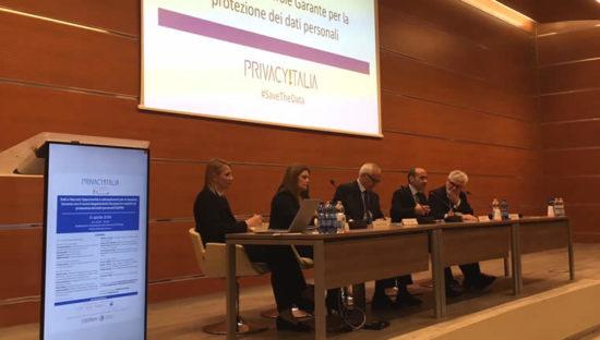 Gdpr, cosa si è detto al workshop di Privacy Italia a Firenze