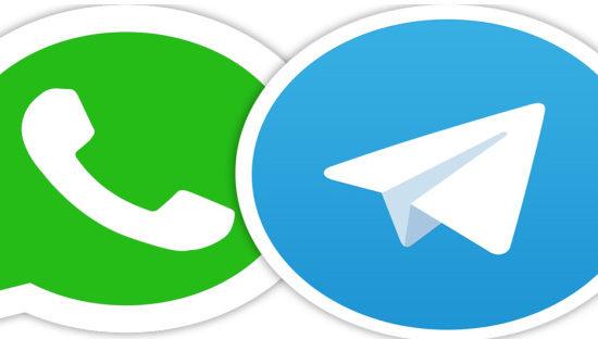 Fuga da WhatsApp, 500 milioni di utenti scelgono Telegram