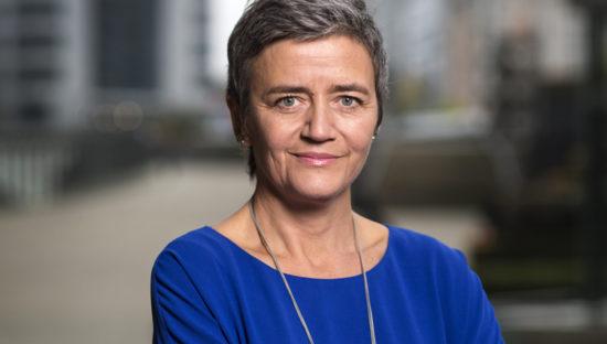 OTT, Vestager: 'Spacchettare i GAFA? Meglio imporre nuove regole e obblighi'