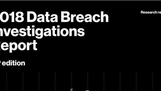 Data Breach Investigations Report 2018