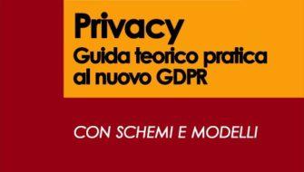 Privacy. Guida teorico pratica al nuovo GDPR