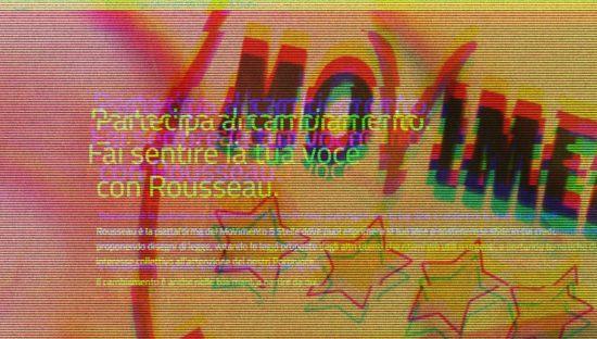 Rousseau, privacy a rischio per le rendicontazioni dei parlamentari 5 stelle