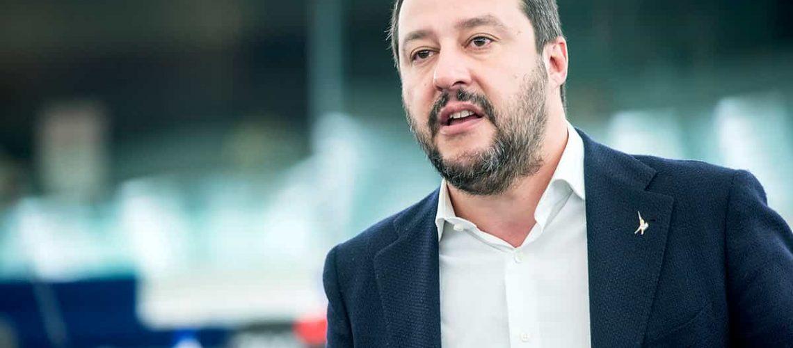 Protezione dei dati, Matteo Salvini: 'I dati sensibili ...