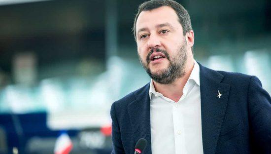 Protezione dei dati, Matteo Salvini: 'I dati sensibili devono rimanere in mani italiane'