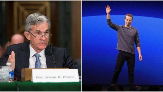 Facebook, il progetto Libra spaventa la Fed. Powell: 'Rischio privacy per gli utenti'