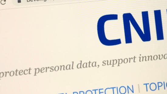 CNIL, Rapporto annuale 2018