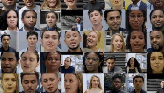 Deepfake, i 100mila volti di persone che non esistono