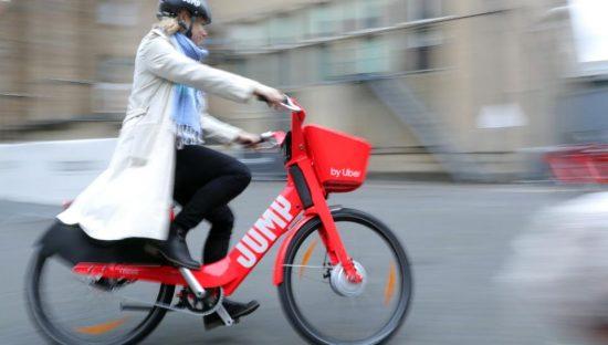 Battaglia privacy a Los Angeles sulle biciclette di Uber