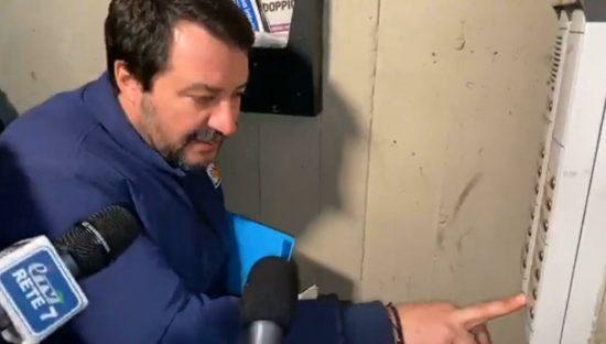 Salvini al citofono? Ha violato la privacy