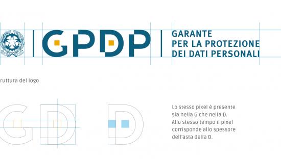 Il nuovo logo del Garante Privacy