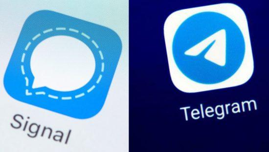 Tra Telegram e Signal qual è meglio per la privacy?