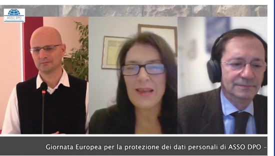 ASSO DPO intervista Luigi Montuori del Garante Privacy. Il ruolo dell'Italia nel contesto dell'EDPB