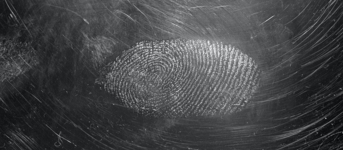 impronte digitali
